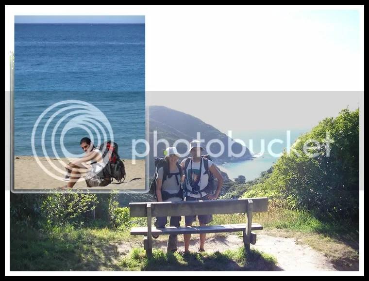 New Zealand - Wainui Coast Trek, Royi Avital, Osher Merhav