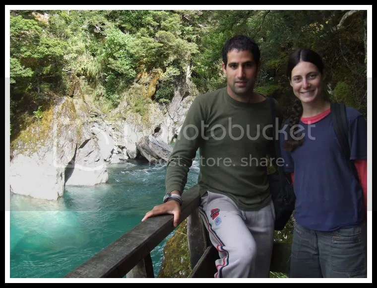 New Zealand - Haast Pass Road - The Blue Pools, Royi Avital, Osher Merhav