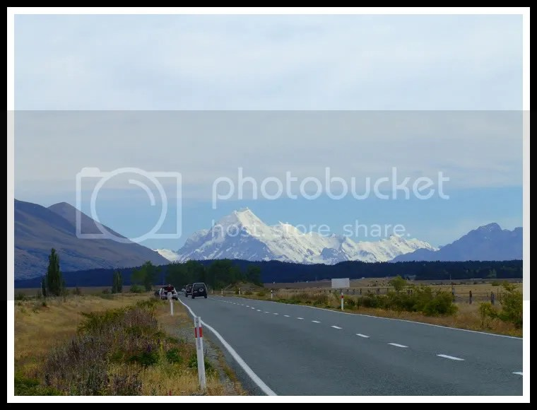 New Zealand - Mt. Cook