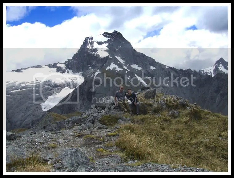 New Zealand - Mount Aspiring - Gillespie Pass Circuit Trek, Royi Avital, Osher Merhav