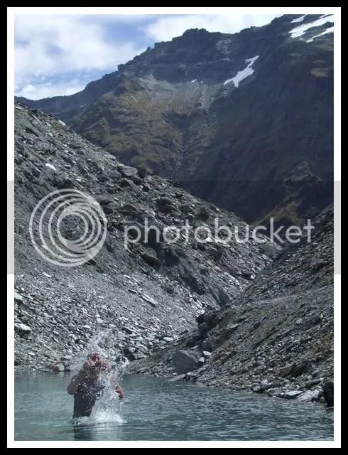 New Zealand - Rees Dart Cascade Trek, Royi Avital