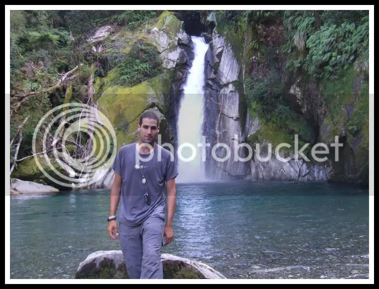 New Zealand - Milford Sound Trek, Royi Avital
