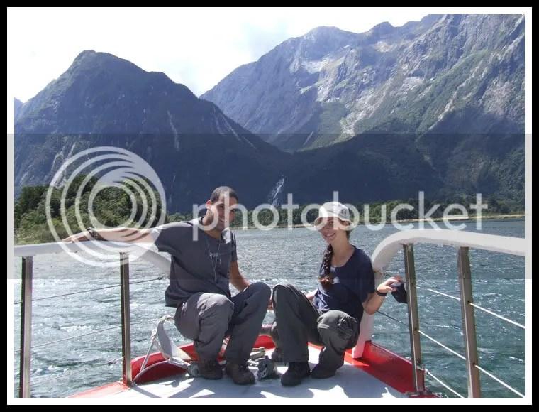 New Zealand - Milford Sound Trek, Royi Avital, Osher Merhav