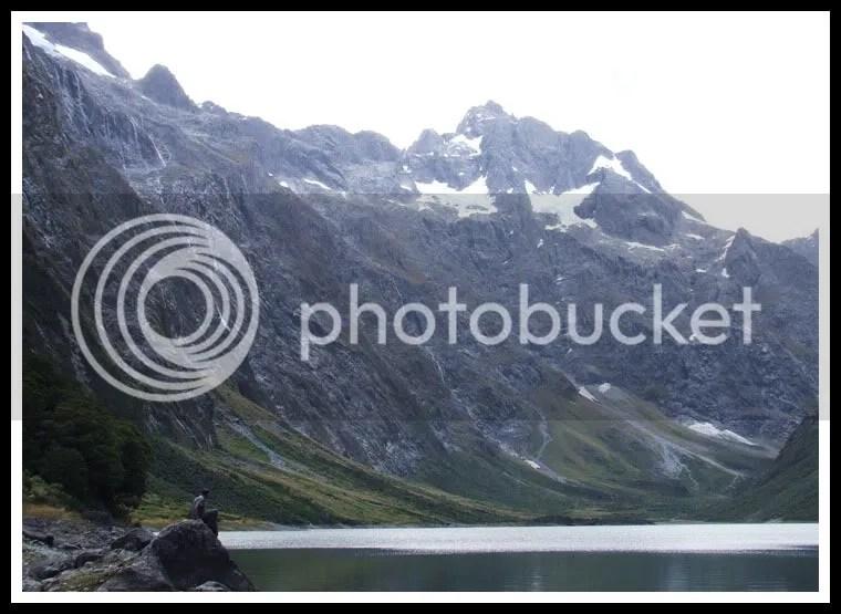 New Zealand - Lake Marian