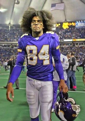 Randy Moss Vikings