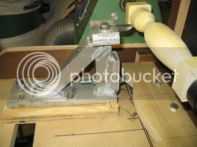 Wood Turning Duplicator
