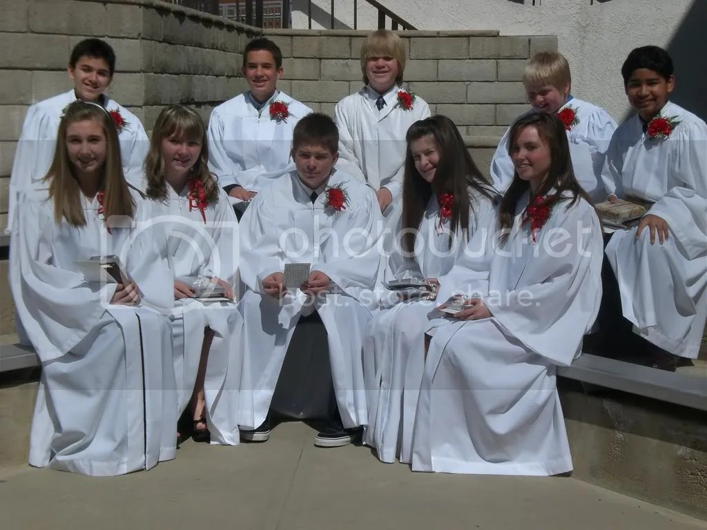 Confirmation 08-The Group