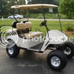 Ez Go Food Pyramid Diagram To Print 2008 Pds Golf Cart 6 Inch Lift Wheels Tires Backseat