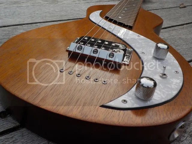 Using Grain Filler Guitar