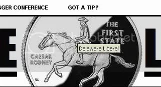 This Weeks Logo for Delaware Liberal