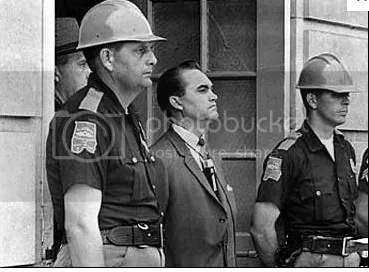 No Black Person Will Ever Get Smart In My Alabama Says Governor George Wallace