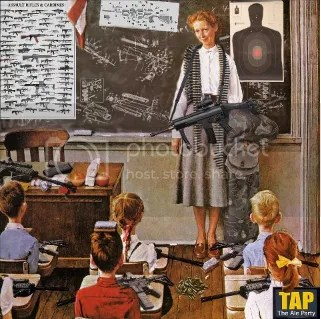 Norman Rockwell's Ideal of American Children in School