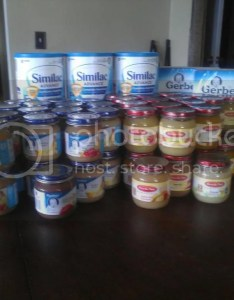 Boxes of gerber rice infant cereal jars beech nut stage baby food fruits  vegetables and also should  report babycenter rh communitybycenter