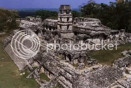 las ruinas de kopan
