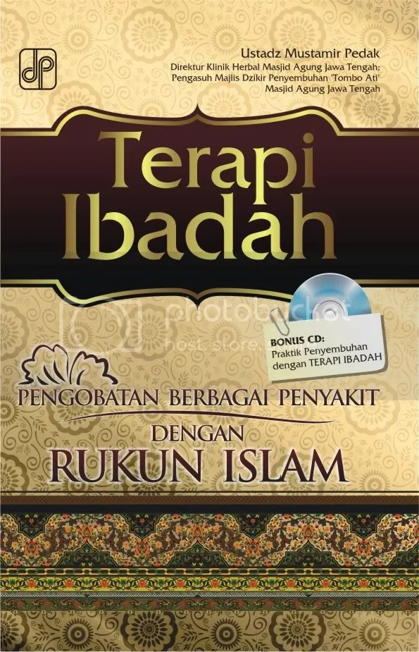 Cover Terapi Ibadah