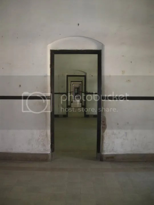 Inside Of Lawang Sewu