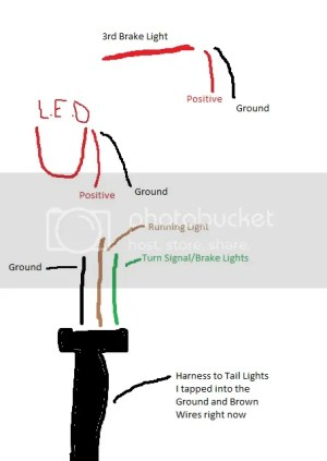 Wiring AAC Afterburners to Turn SignalBrake Lights