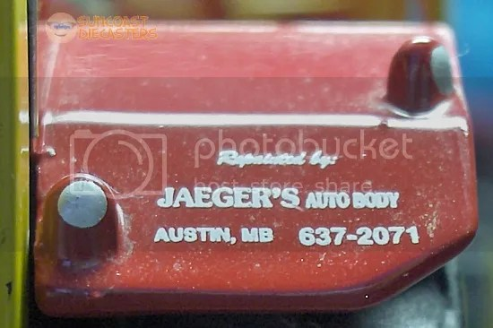 Jaeger's Auto Body -- 43 years without a website!