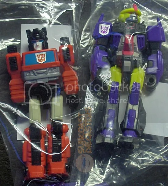 You're a Mitsubishi firetruck that permanently turned into a giant Japanese robot? What a Krok!