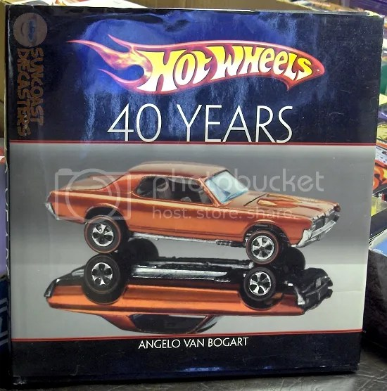 Yep, just this one toy car, for 40 ... loonnng ... years....