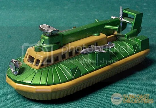 Pictured: *Not* the Yellow Submarine.