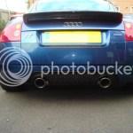 The Audi Tt Forum View Topic Quattro Sport Exhaust Querie