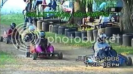 Galletta's Karting - Heat 1 - Lap 1