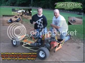 7/27/2009,Nick Dann,Winner,Galletta's #0