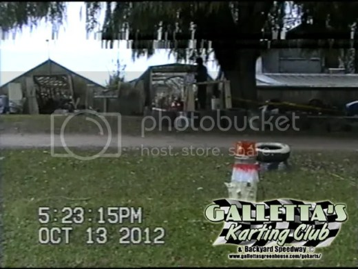 The lost footage: 10/13/2012 Fall race (footage recorded over... sigh)