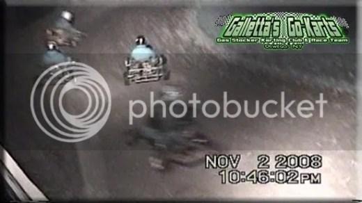11/2/2008 close race action!