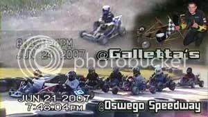 Galletta's - 6/24/2007 & Oswego - 6/21/2007