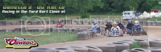 Galletta's Karts at Oswego Speedway
