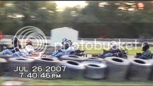 Galletta's racing at Oswego Speedway