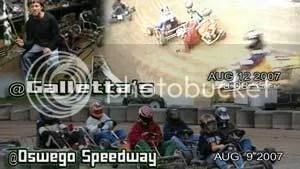 Galletta's - 8/12/2007 & Oswego - 8/9/2007