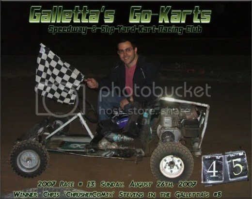 Chris ChrusherComix Stevens wins his 2nd feature of 2007! Photo Sharing and Video Hosting at Photobucket