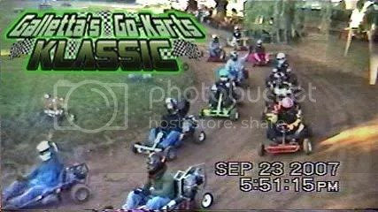 Galletta's Klassic 2007 Starting Grid