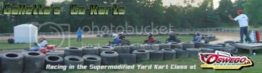 Galletta's Go-Karts at Oswego Speedway