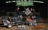 Nick Dann & Chris Stevens win the Twin 30s at Galletta's on 10/24/2008
