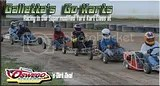 Oswego Speedway's Racing-Modified-Yard Kart Division (Gas-only, 6.5hp only). We can rent karts out for you to race there!