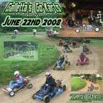 Oswego Dirt Karting 2008 Volume 6 DVD - 6/22/2008