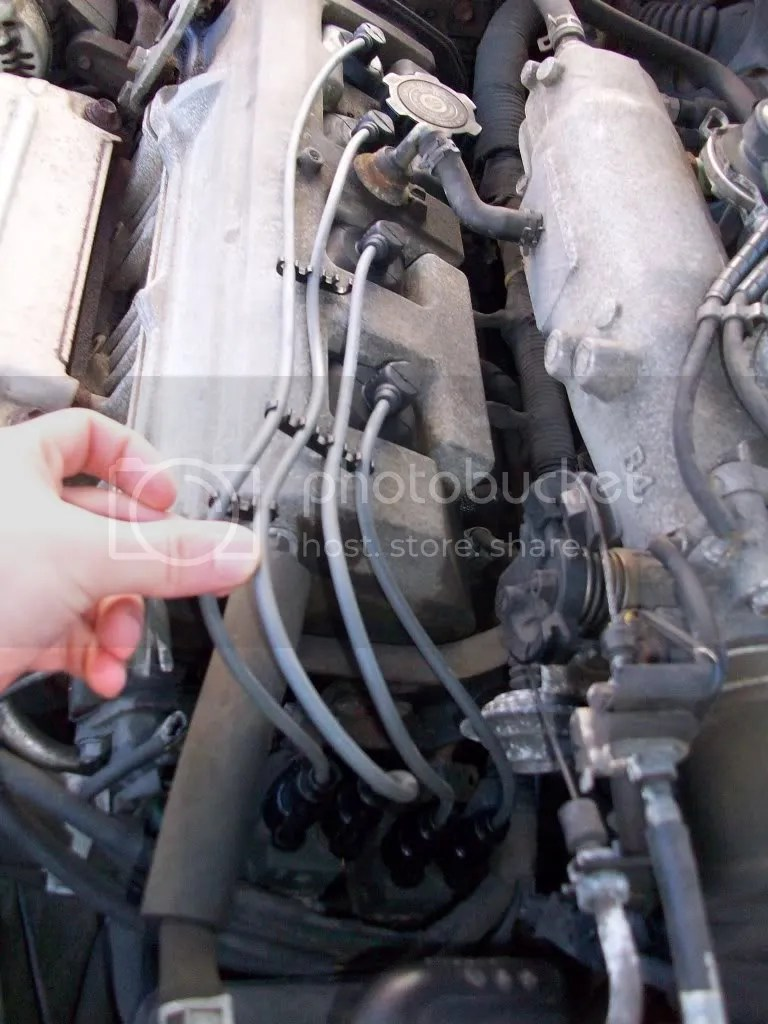 medium resolution of 000 0004 engine wont start after changing spark plug wires help 1999 toyota corolla spark plug wire