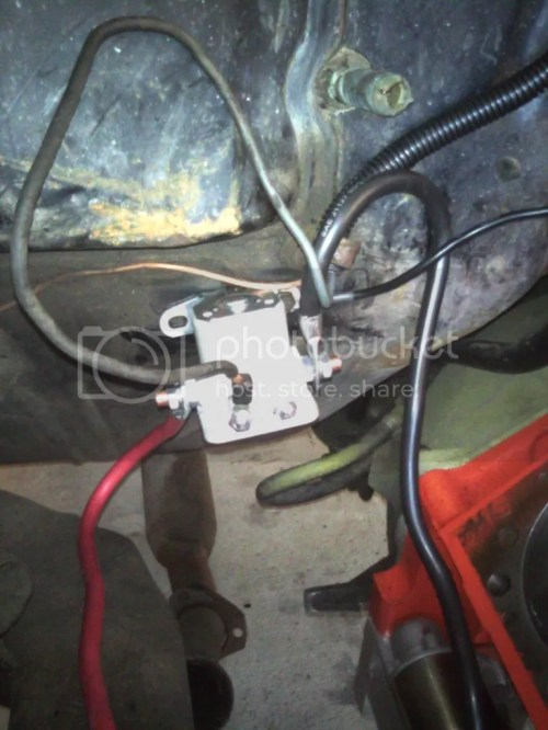 small resolution of chevy mini starter wiring wiring diagram