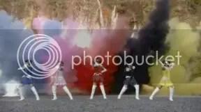 Negima!! Live Action Drama Ep9 - Baka Rangers! 1.