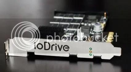Tarjeta IoDrive