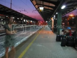 train station in florence