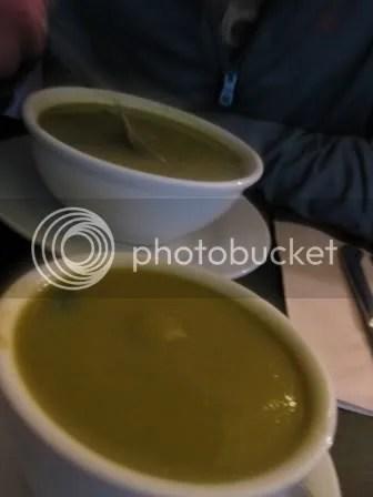 asparagus and cilantro soup