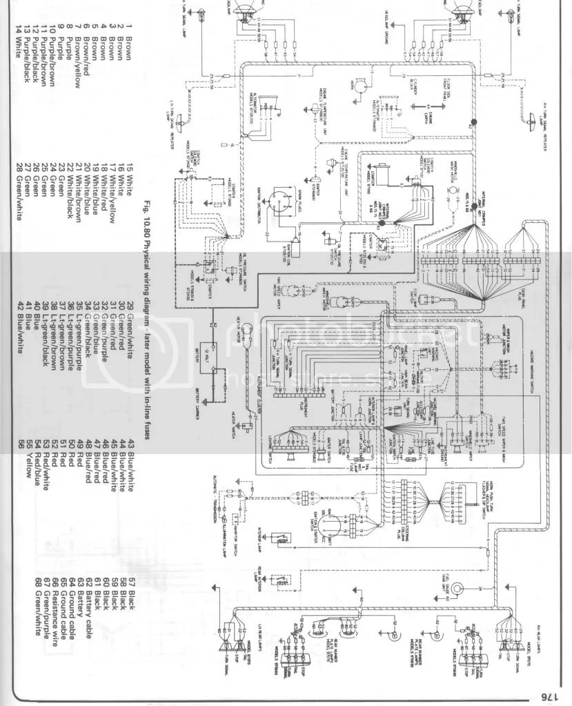 hight resolution of cf wiring diagrams