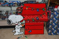 My New 2009 Snoopy Cutout Project