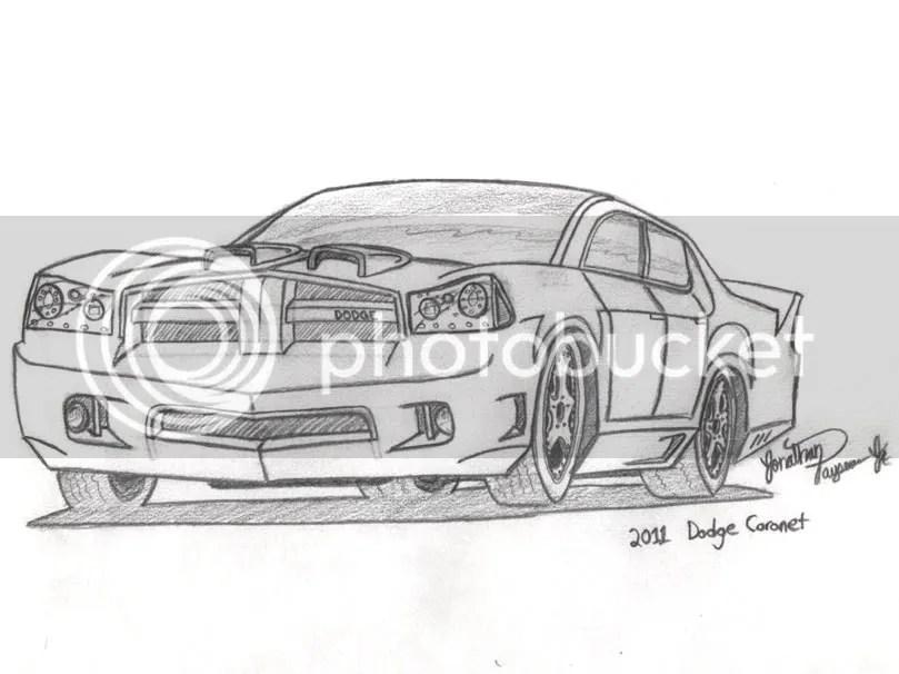 2011 Dodge Coronet