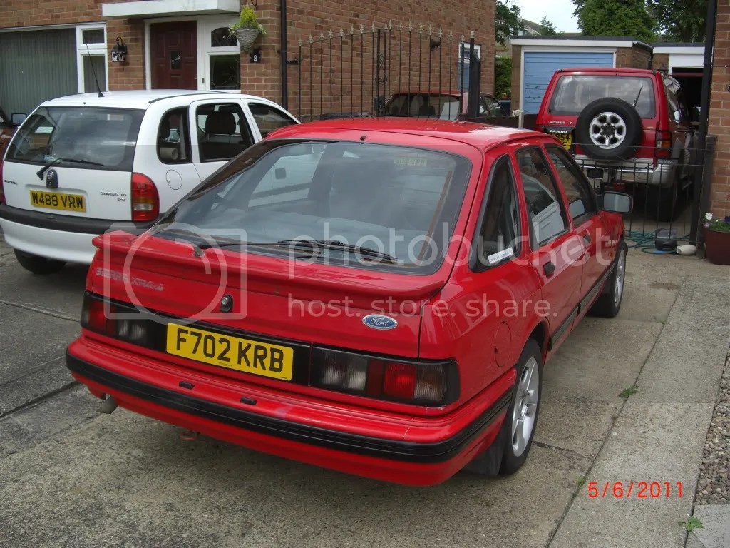 XR4x4 for sale in Notts